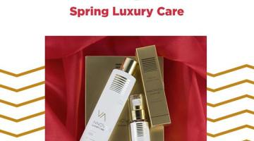 11.03.2019 Spring Luxary Care: Шампунь и масло для волос